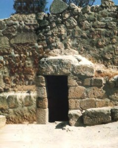 lazarus tomb in Bethany