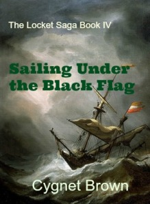 Cover of Sailing Under the Black Flag