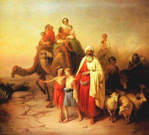 Abrahams family