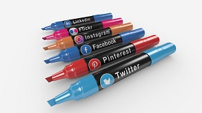 social-media-icons-markers Animated Heaven
